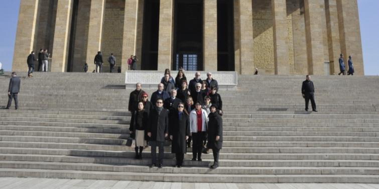 Mimarlar Derneği 91. kuruluş yıldönümünü kutladı