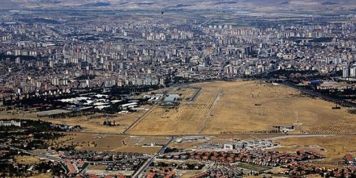 Türkiye'nin en büyük parkının temelleri atılıyor
