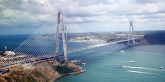 2018'de 3. Köprü'den taahhüdün 3'te 1'i kadar araç geçti
