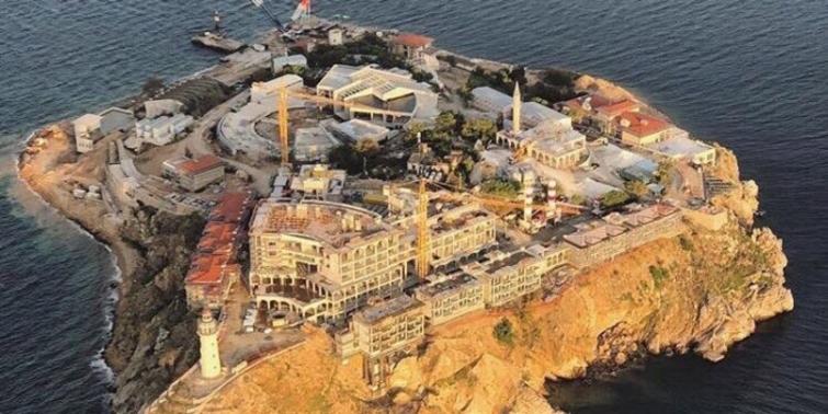 Adalar'ın koruma planı iptal edildi