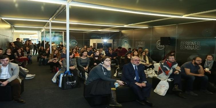 Unicera Fuarı'nda seminerlere yoğun ilgi gösterildi