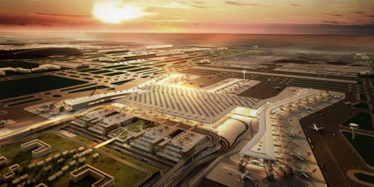 3. Havalimanı 21 Haziran'ı bekliyor