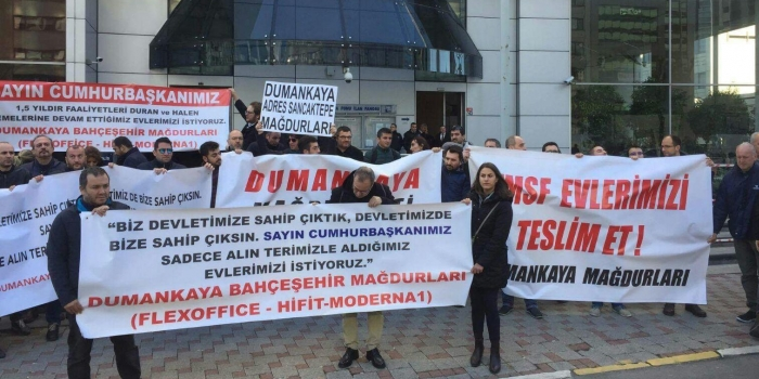 Dumankaya'nın 6 şirketi tasfiye edilecek