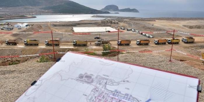 Akkuyu'da inşaat Nisan'da başlıyor