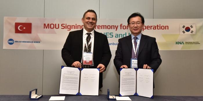 Güney Kore'yle nükleer iş birliği anlaşması