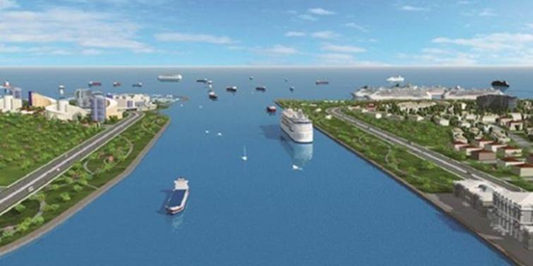 Kanal İstanbul güzergahındaki kentsel dönüşüm TOKİ'ye emanet