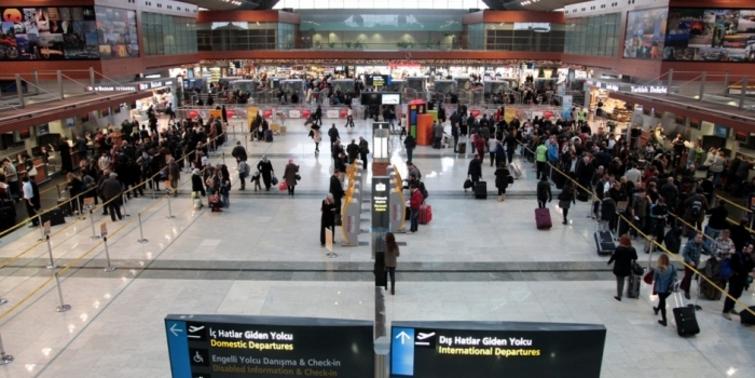 Sabiha Gökçen'in yolcu kapasitesinde rekor artış