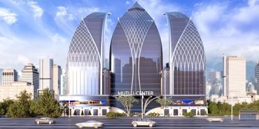 Mutlu Center inşaatı Haziran'da başlayacak