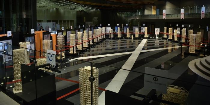 Depreme Dayanıklı Bina Tasarım Yarışması'na yoğun başvuru