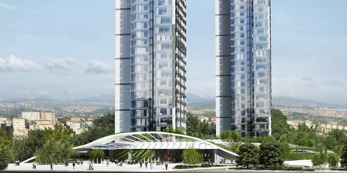 İstanbul'un tartışmaların odağındaki yeni projesi: Çiftçi Towers
