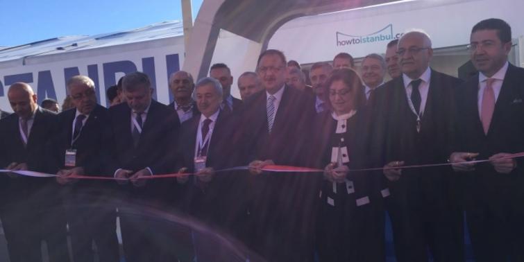 MIPIM 2018'de İstanbul Çadırı'nın açılışı yapıldı