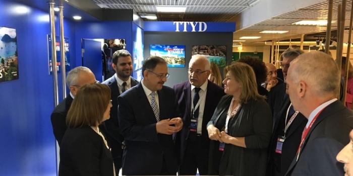 MIPIM'de turizmde yatırım fırsatları tanıtıldı