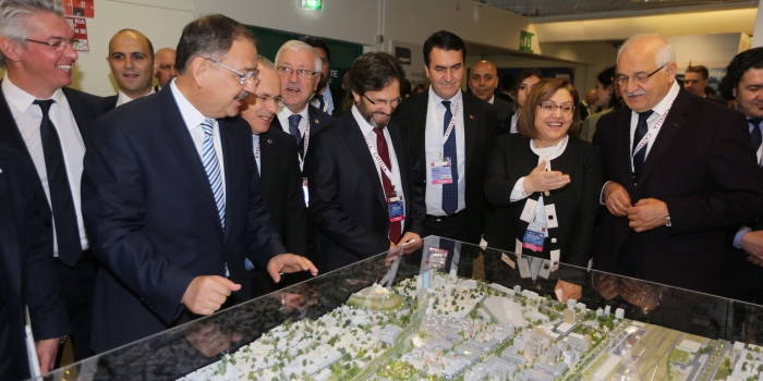 MIPIM'de Gaziantep'e Uzakdoğu ilgisi