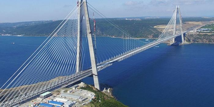Çanakkale Köprüsü'nde son durum: Çalışmalar hızlanıyor