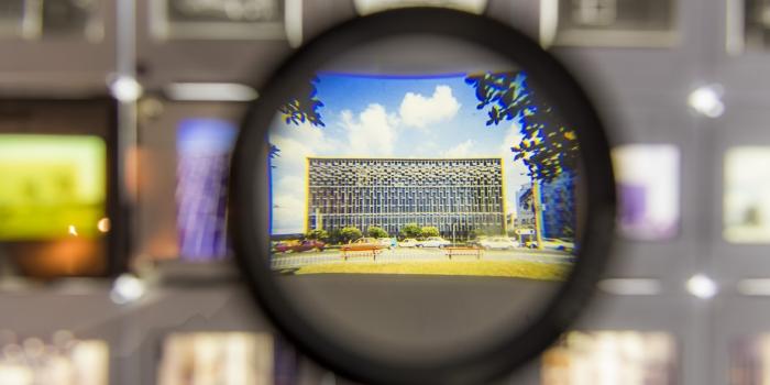 Eskiden yeniye AKM binası Berlin'de sergileniyor