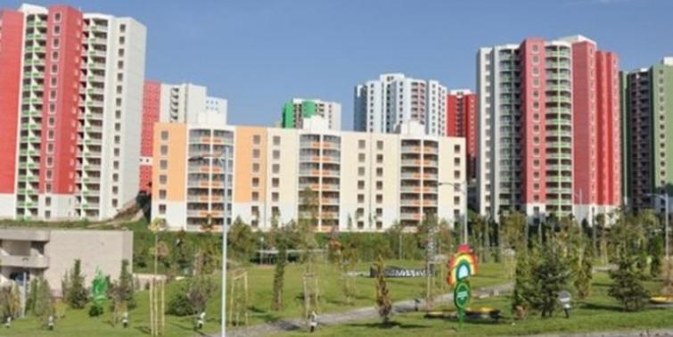 Ankara Kuzeykent'te 407 konut satışa sunuldu
