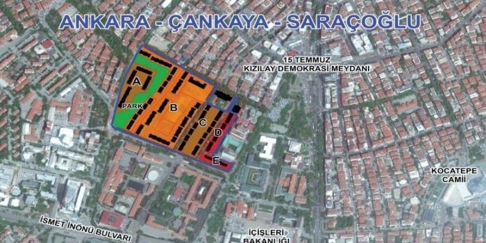 Emlak Konut Saraçoğlu ihalesi 26 Nisan'da yapılacak