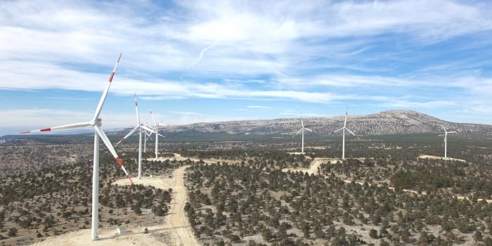 Akfen Holding'den 1.6 milyarlık rüzgar santrali yatırımı