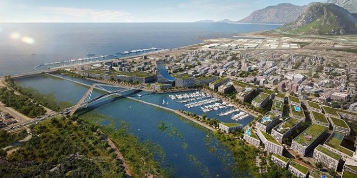 Kanal İstanbul'un toprağı 3. Havalimanını yeşillendirecek
