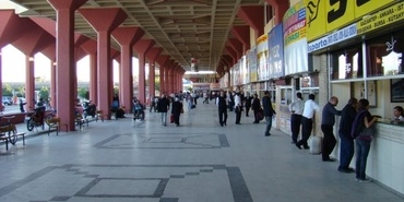 Adana'nın dev otogar ihalesi 11 Nisan'da