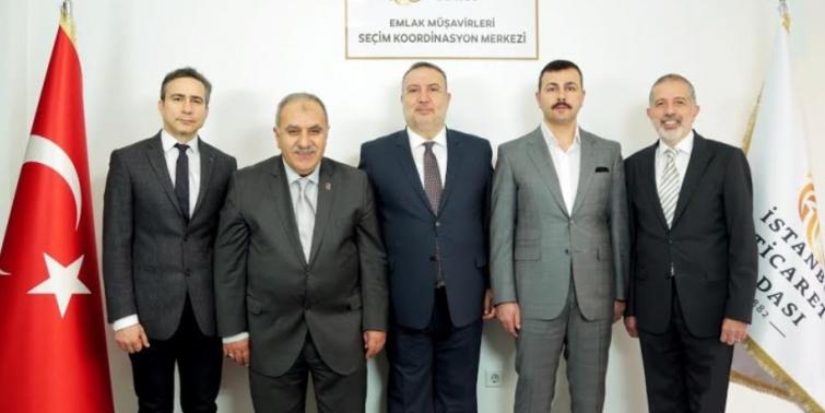 İTO'nun Emlak Komitesi seçiliyor