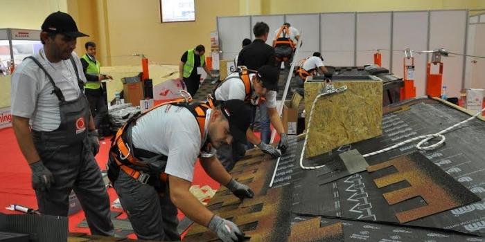 1. Ulusal Genç Çatıcılar Yarıması sonuçlandı