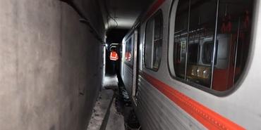 Ankara'da metro kazası: İvedik-Kızılay seferleri iptal