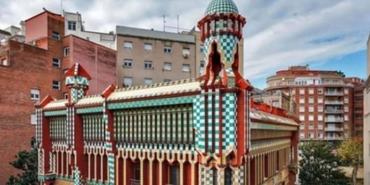 Antoni Gaudi'nin Casa Vicens'i UNESCO Dünya Mirası Listesi'nde