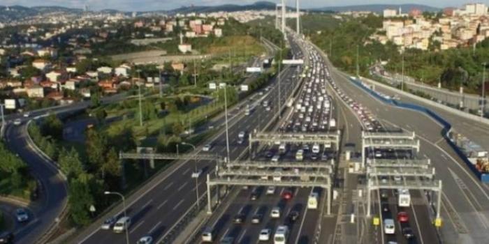 Köprü ve otoyollardan 2 ayda 271.7 milyon gelir