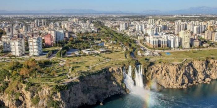 Yabancıların Antalya'ya yönelimi İstanbul'dan güçlü