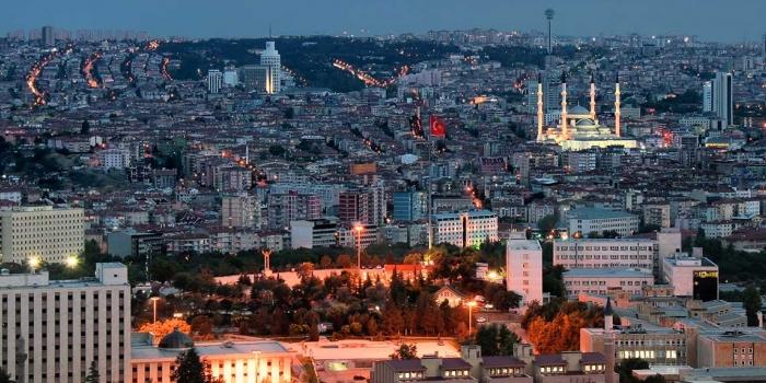 Yabancıların Ankara'ya yöneliminde rekor artış