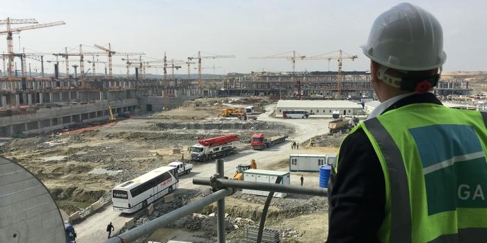 Yeni havalimanı için 'finansal zorluk' haberlerine yalanlama