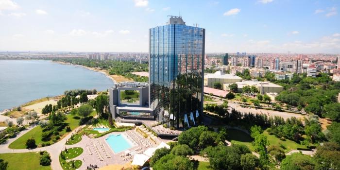 Sheraton Ataköy Hotel'e çevre ödülü