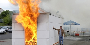 Fabrika yangınları 2017'de yüzde 35 artış gösterdi