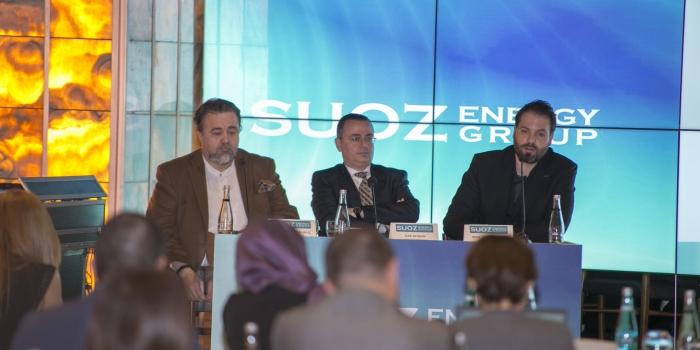 SUOZ Enerji Grup'tan güneşe dev yatırım