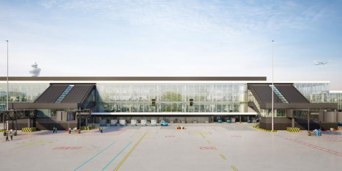 Amsterdam havalimanı ihalesi Türklerin