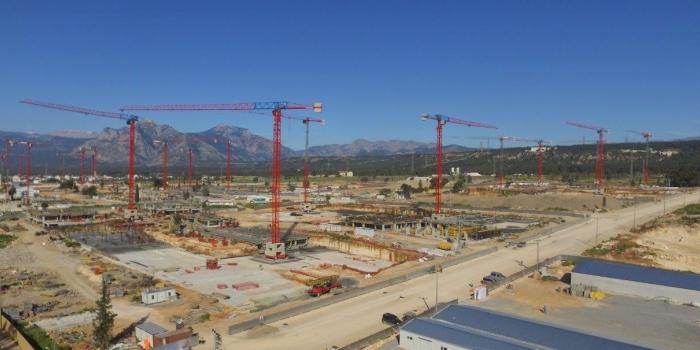 Antalya'nın dev konut yatırımında 'mega proje' seferberliği