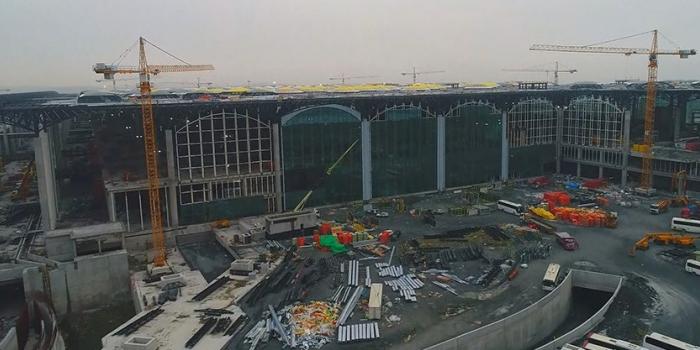 3. Havalimanı'nın otel işletmesini Yotel aldı