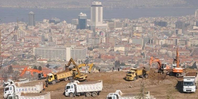 Her Yönüyle Kentsel Dönüşüm için gözler İzmir'de