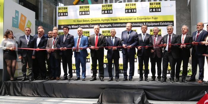 İnşaat sektörü Beton İzmir'de buluştu