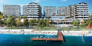 İstanbul'un denize sıfır 5'inci projesi: Marina 24