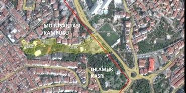 Marmara Üniversitesi arsası için ilk adım atıldı