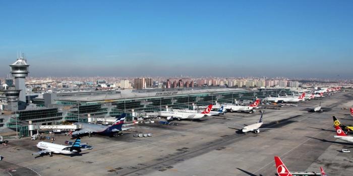 THY 3. Havalimanı'ndan ilk uçuşunu Ankara'ya yapacak