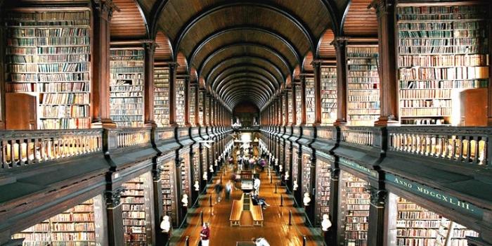 Mimarisi ile ünlü kütüphaneler