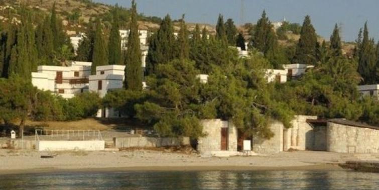 Türkiye'nin ilk tatil köyü ihaleyle satılıyor