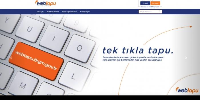 Web Tapu'da 'şirket' dönemi