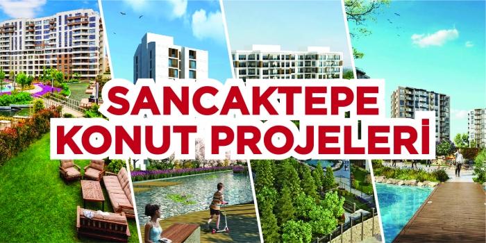 Sancaktepe Konut Projeleri