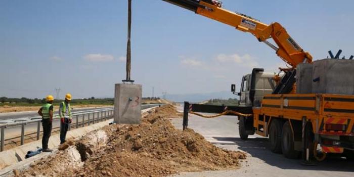 İzmir-İstanbul Otoyolu'nun yüzde 90'ı tamamlandı