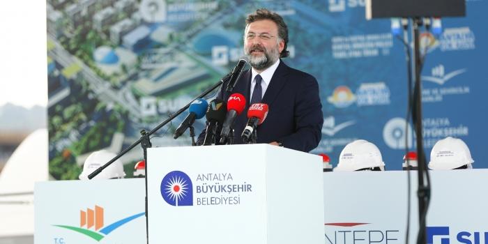 Sur Yapı Antalya'da 6 ayda 1.800 birim sattı