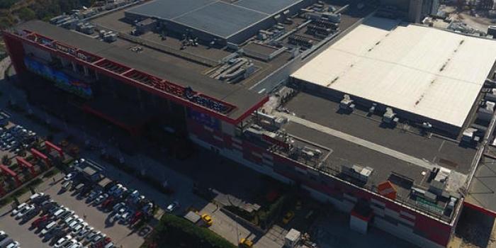 Gebze Center AVM 102.5 milyon Euro'ya satıldı